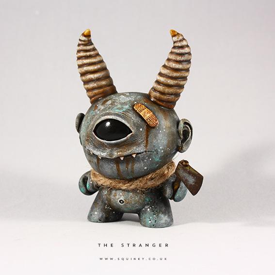 The Stranger - £75.00