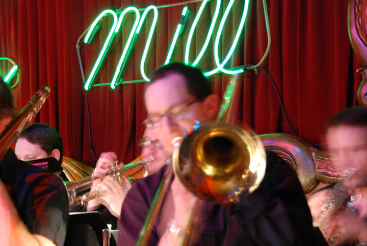 Tatar performs frequently at Chicago's historic Green Mill Lounge with Alan Gresik and The Swing Shift Orchestra. He also freelances across the Chicagoland area with several wedding bands and dance organizations.