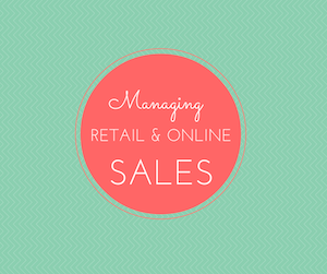 Managing Retail & Online Sales