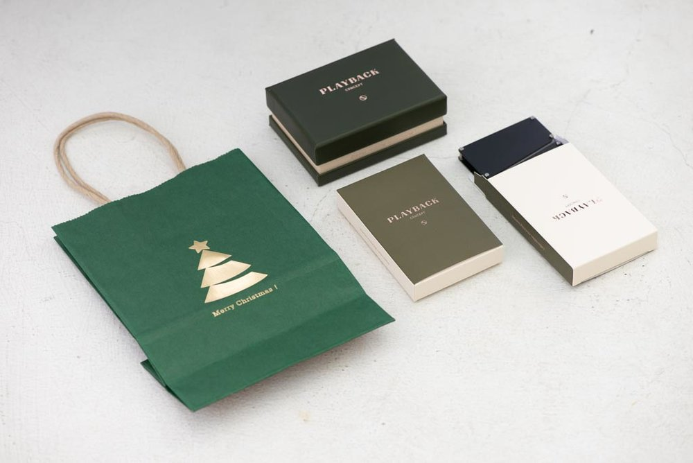 Packaging set - Pick a special gift for your beloved