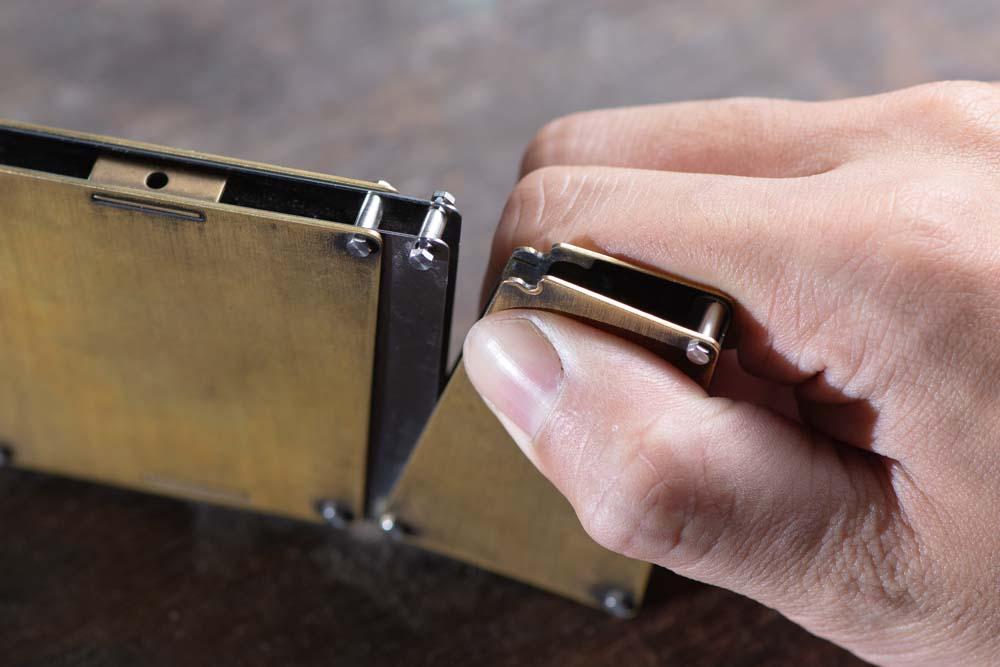 cardcase maintenance