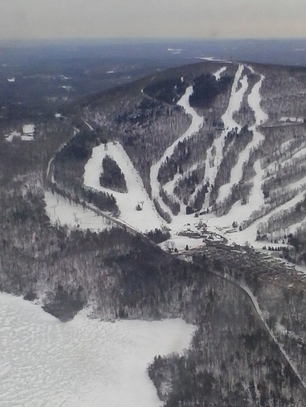 Mt. Wachussett Ski Slopes