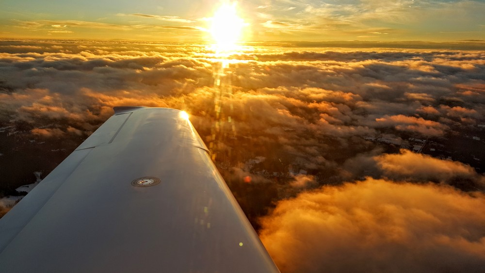 Get your Instrument Rating with one of our CFII's!