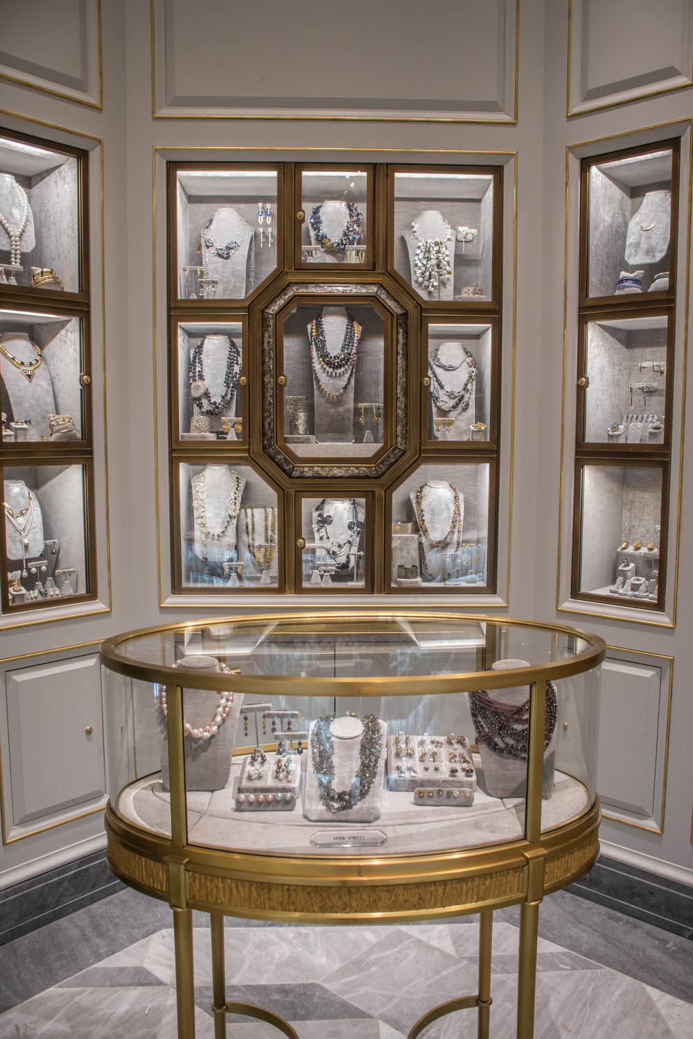 JEWELRY SALON - BERGDORF GOODMAN