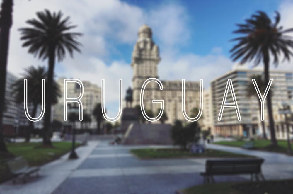 NEW!  URUGUAY