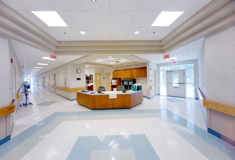 Hampton Nursing Home Expansion - Sentara – PF&A DESIGN