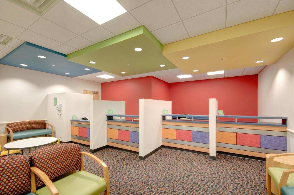 Health Center At Oakbrooke Chkd Interior Pf A Design