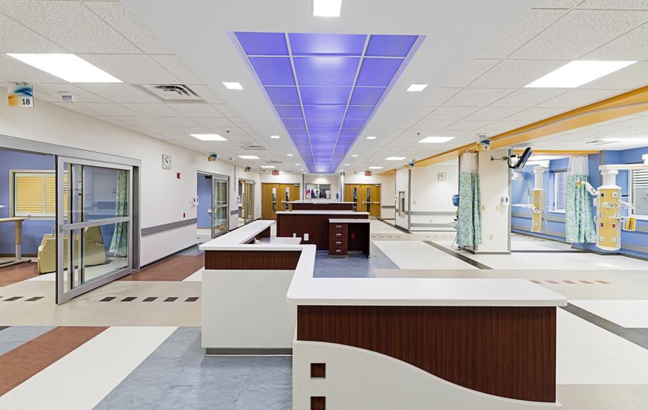 Pediatric Intensive Care Unit Chkd Pf Amp A Design