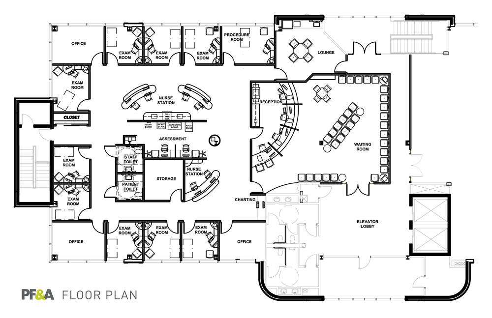 Kingsborough Specialty Clinics Chkd Pf Amp A Design