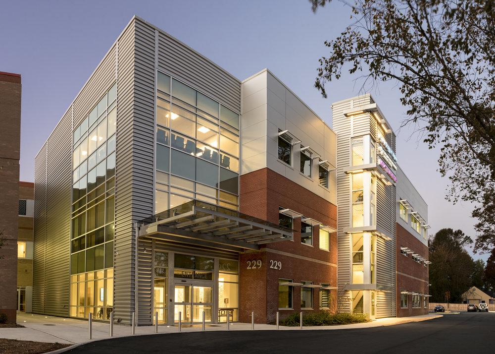 Medical Office Building (MRI, ASC, Cancer Center)