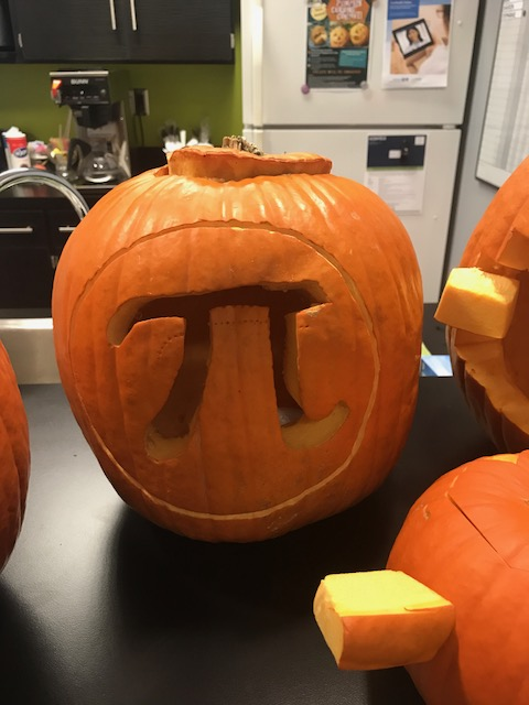 """Pumpkin Pi"" by Jonathan H."