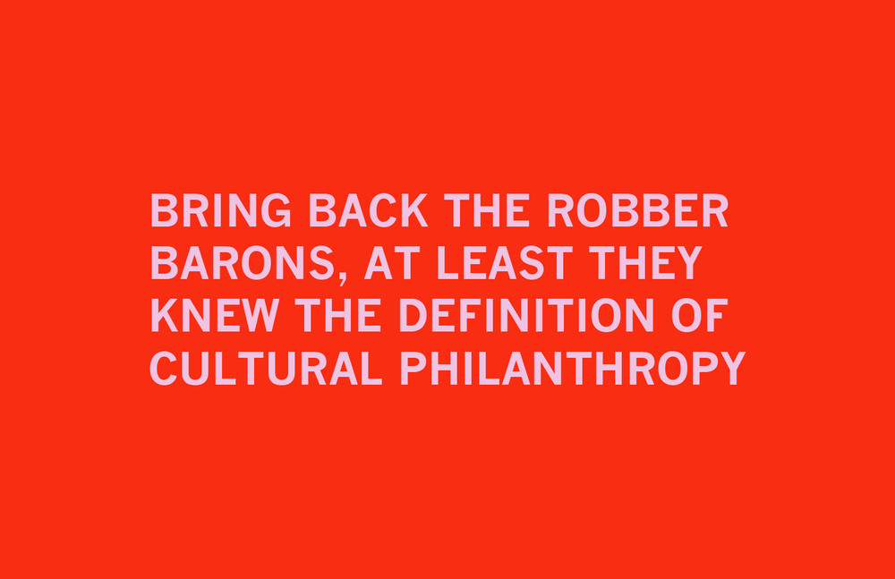 Robber Barons  Archival inkjet print 19 x 26 inches 2011