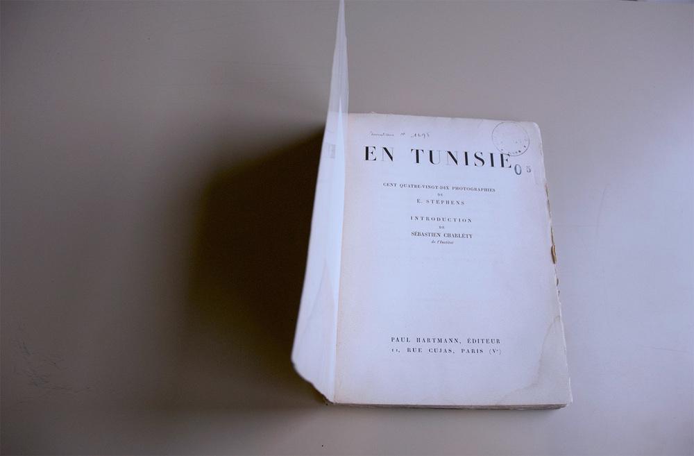 tunisie, v. 1  Lightjet print 27 x 40 centimeters 2011