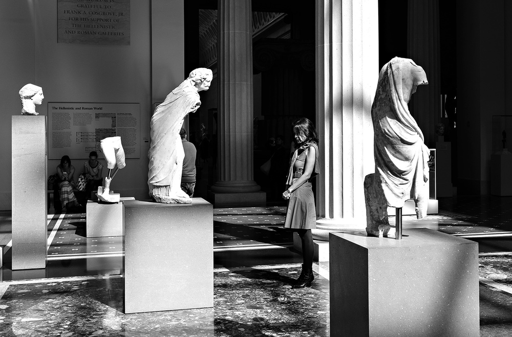 Metropolitan Museum of Art, New York, 2015 Photography:  Nousha Salimi