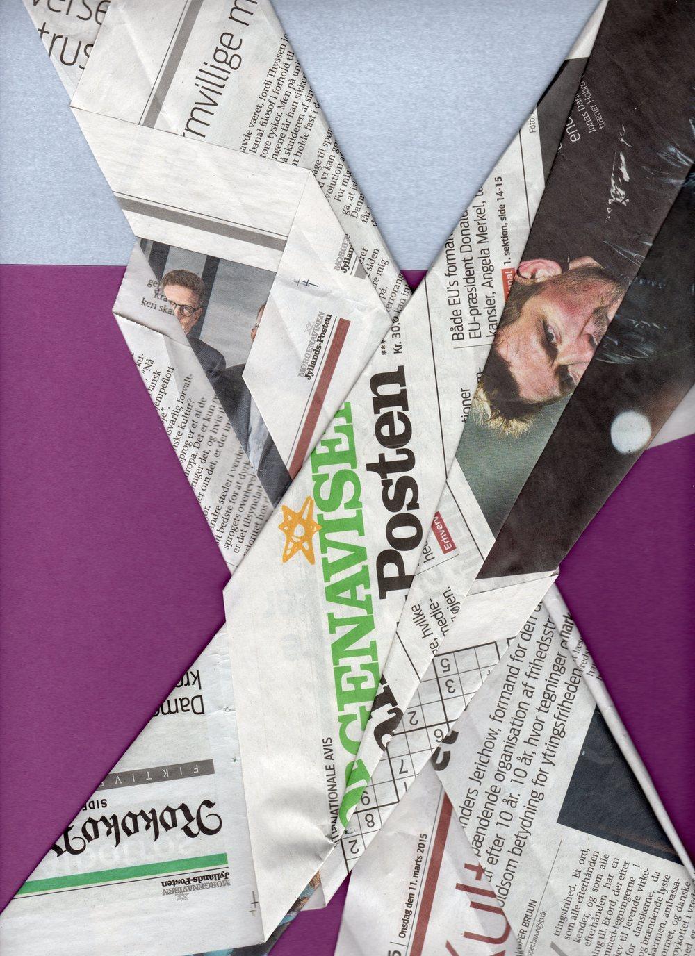Folded news / v. 1 (2015)