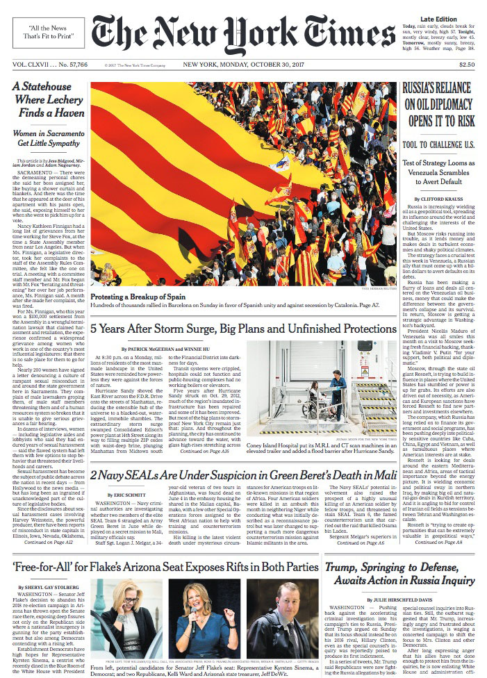 NYT_FrontPage_103017_.jpg