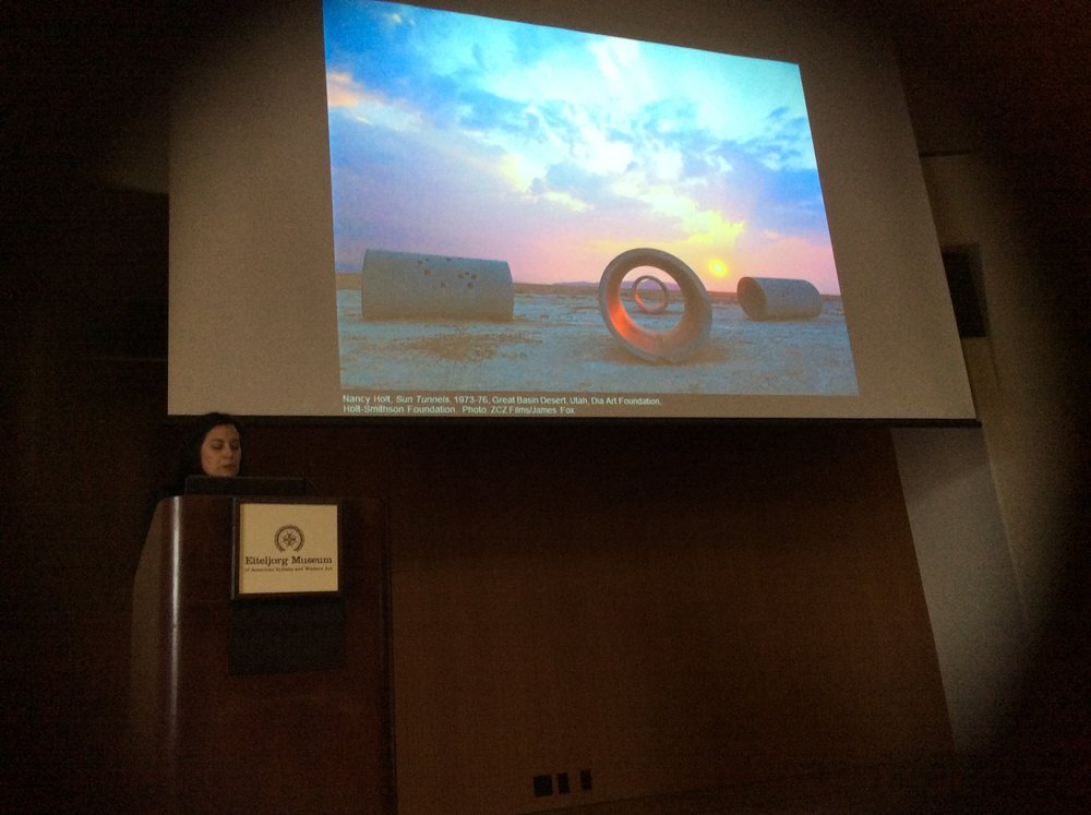 Lisa Blas, Eiteljorg Museum of American Indians and Western Art, Indianapolis, Indiana, April 7, 2018.