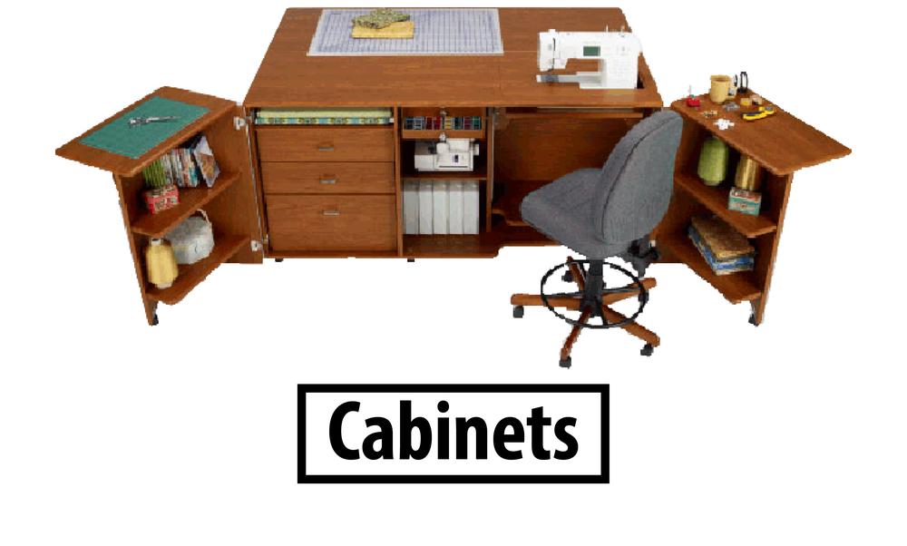 Quality Sewing Cabinets