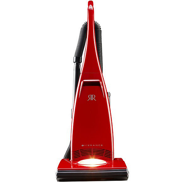 Riccar R20SC  * 22.5 lbs  * torch red  * 30 ft cord  * replaceable  * on-board tools  * 3 year warranty