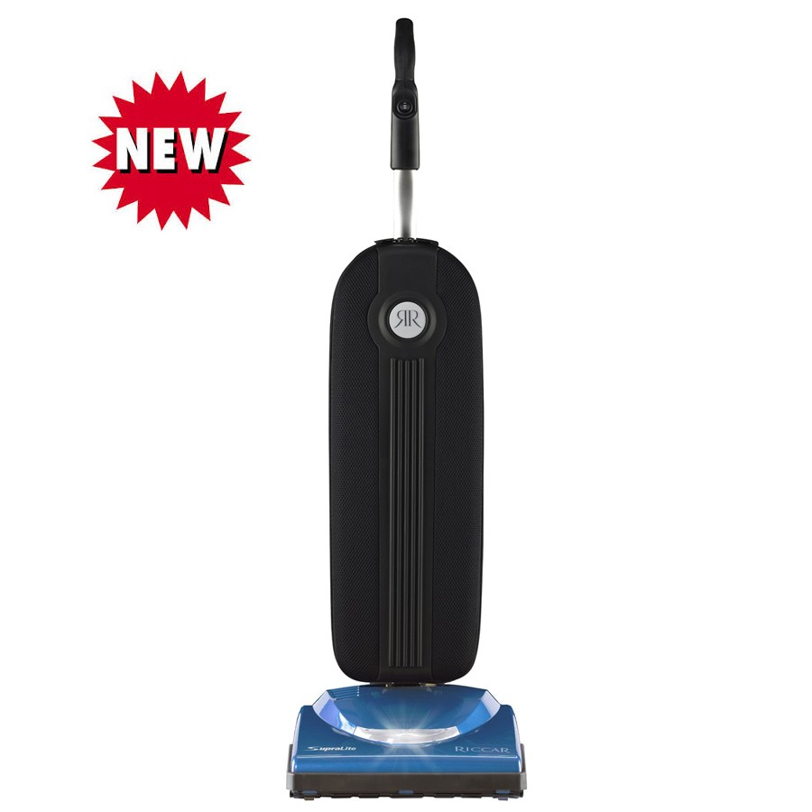 Riccar R10CV  * 11 lbs  * pool blue  * 4 year vacuum warranty  * 2 year battery