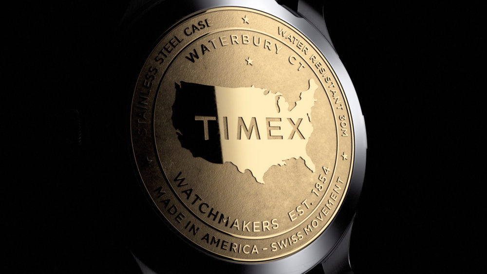 TIMEX: AMERICAN DOCUMENTS SERIES