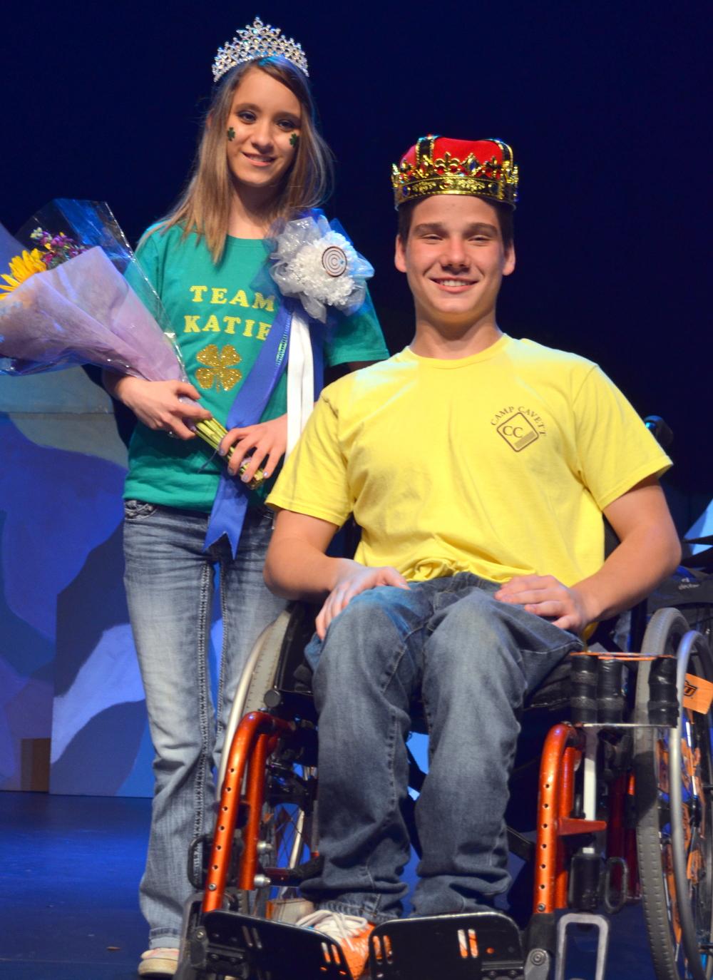 2015 Princess Martina Goodman & Prince Ty Stahlbusch