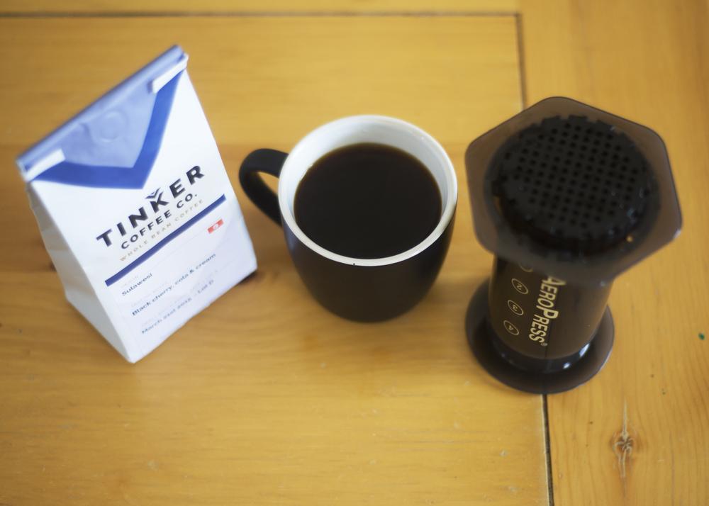 aeropress cup