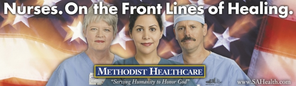 Client:The Wood Agency/Methodist HealthCare