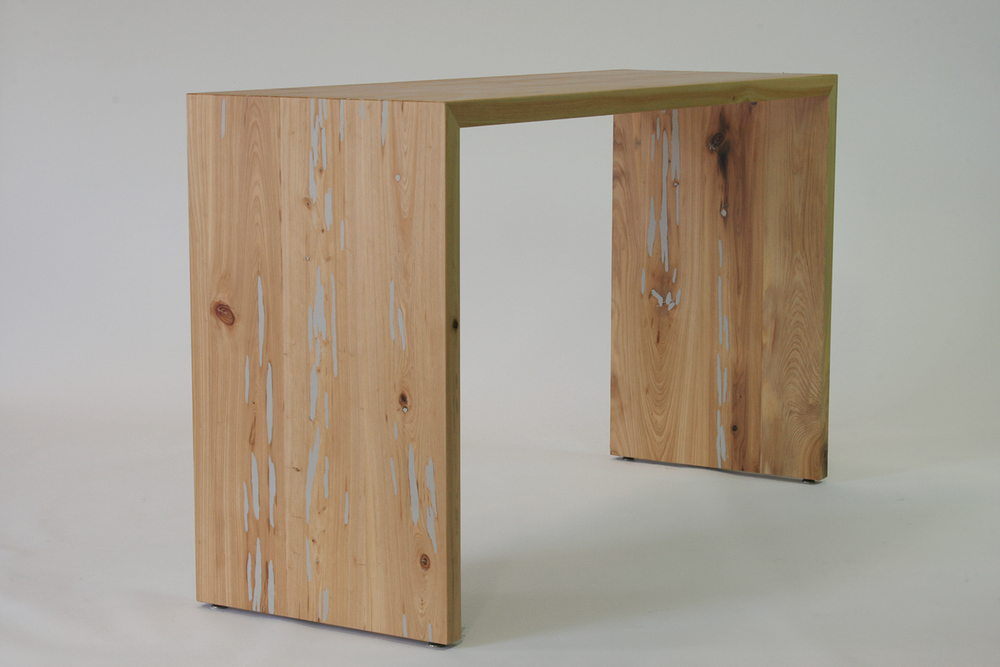 charlet console - natural