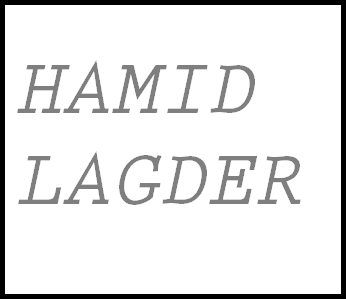 Hamid Lagder ART