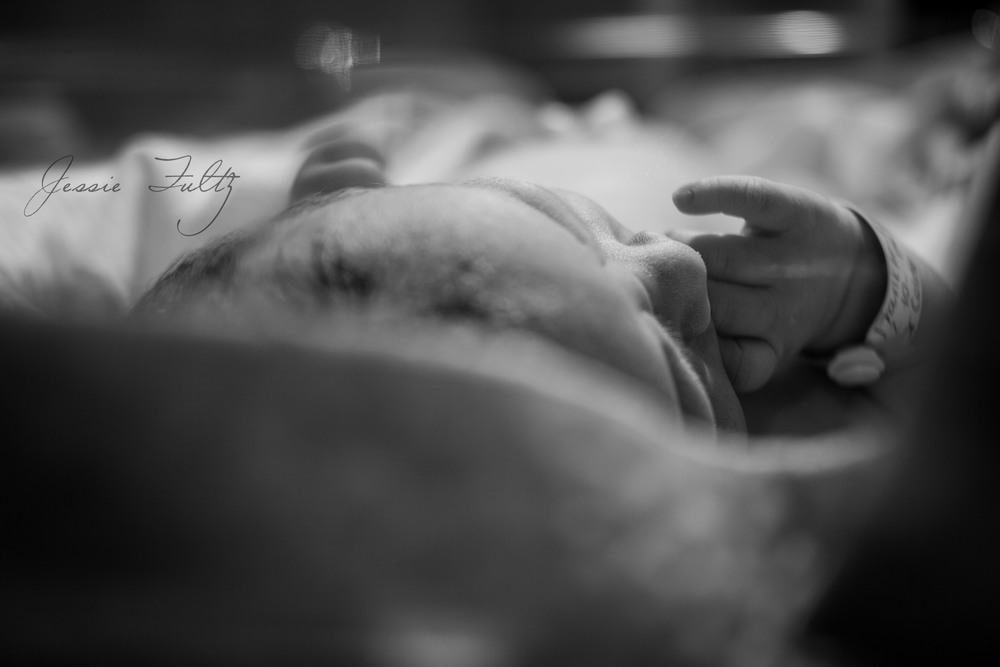 Asheville Birth Photography