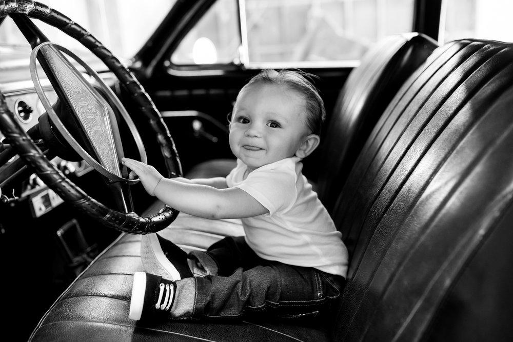 hendersonville baby photographer