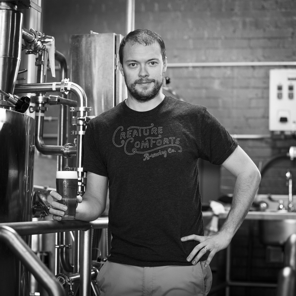 Adam Beauchamp Brewmaster / Co-founder