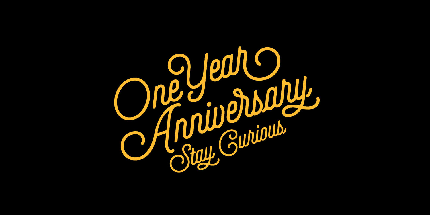 one year anniversary creature comforts brewing co