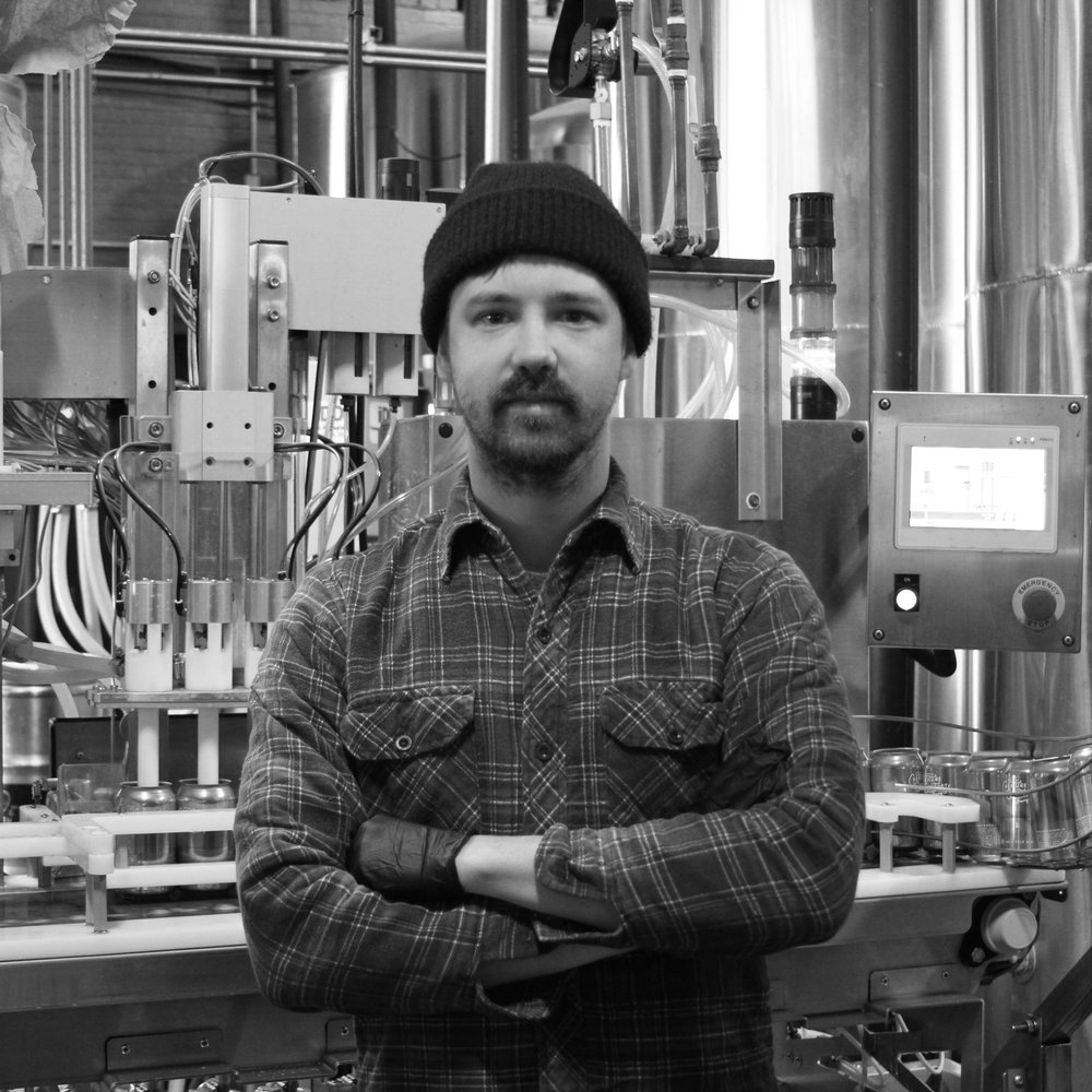 ZACHARY ELLIOTT  cANNING LINE MANAGER