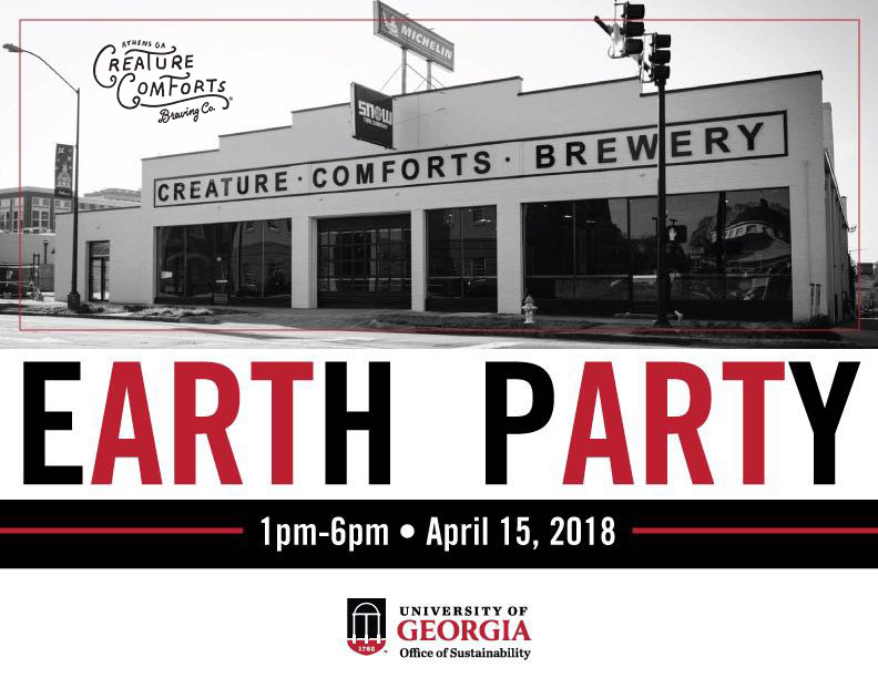 Call for Artists: EARTH Party! — CREATURE COMFORTS BREWING CO