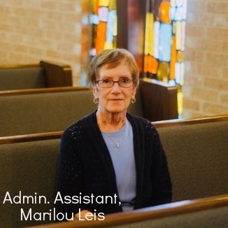 Administrative Assistant, Marilou Leis