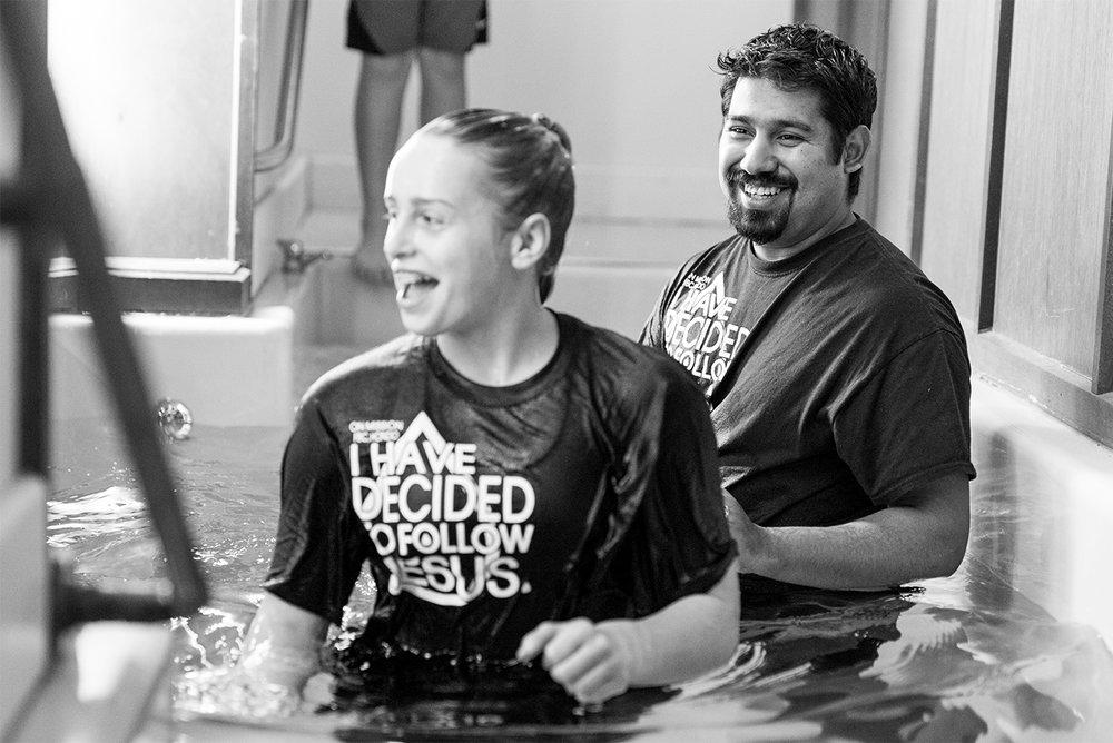 Piper's Baptism 1/13/19