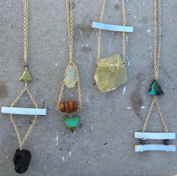 Crystal Ash Jewelry