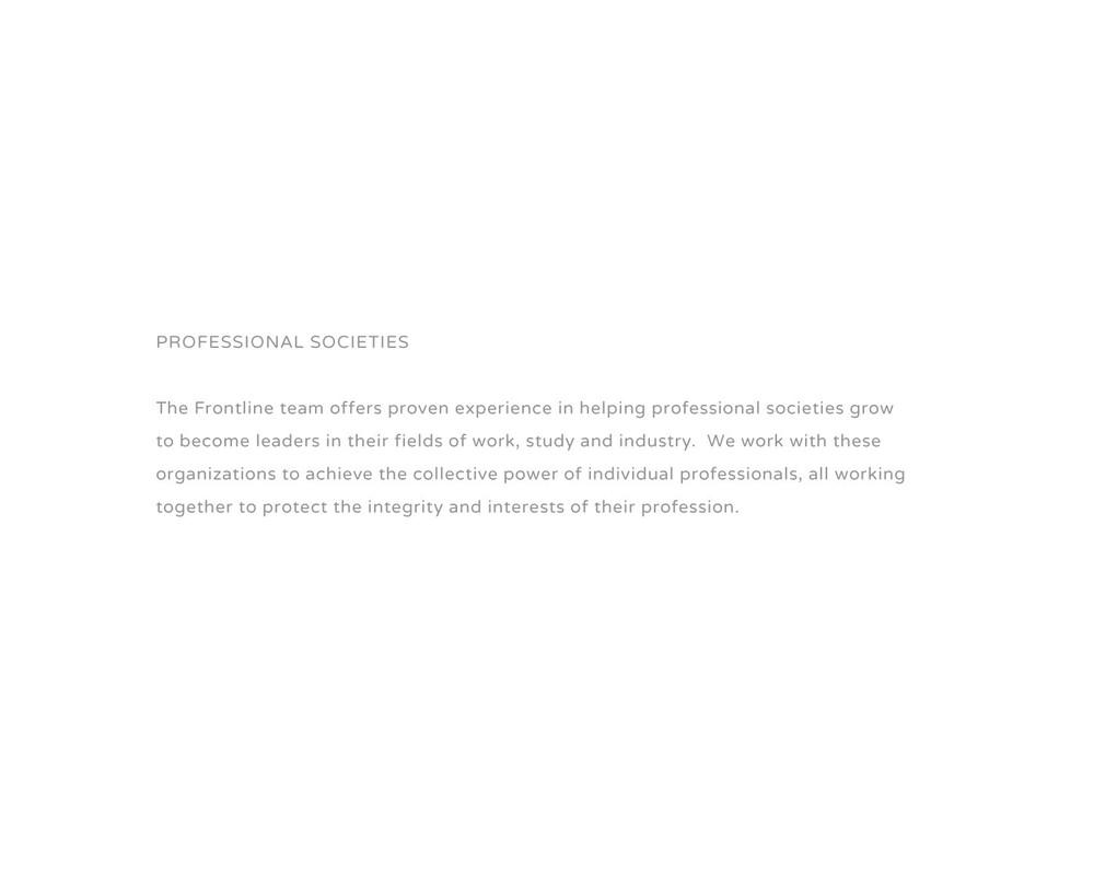 frontline association management professional societies jpg