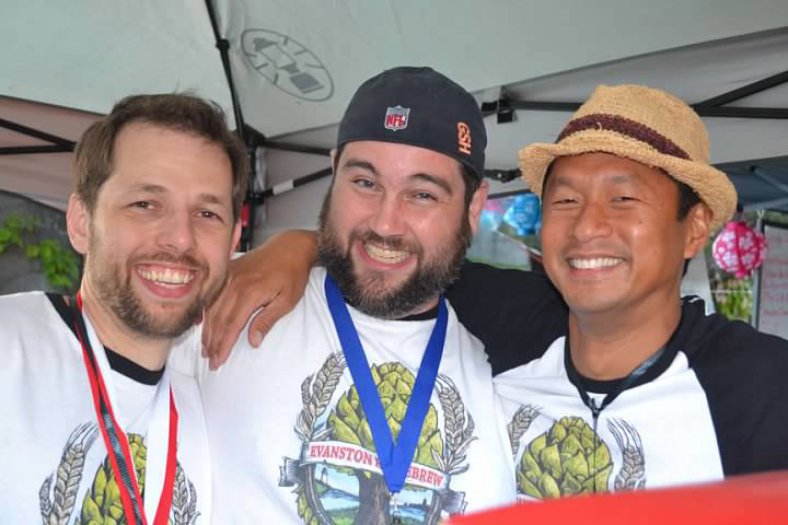 Cesar Marron, Sean Curry & Ted Perez