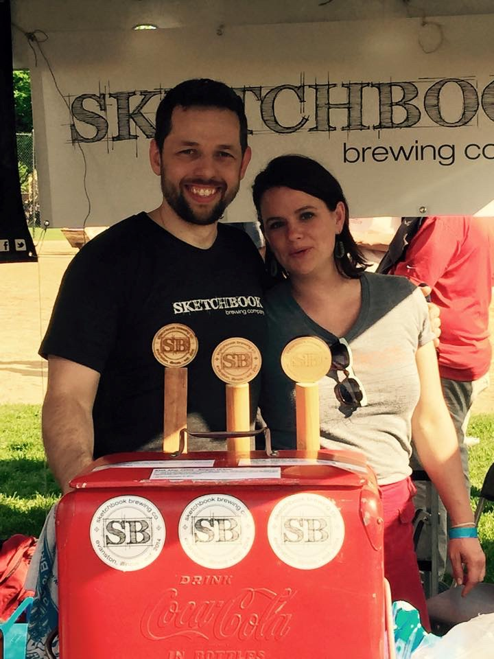 Summer 2015: representing at Chicago Craft Beer Week events