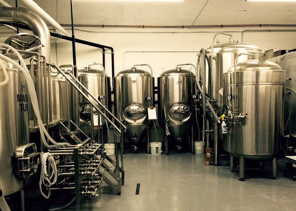 Here's where we brew...