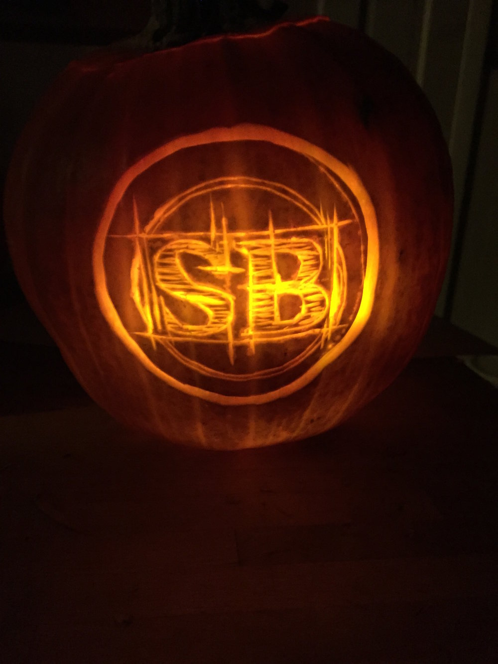 carved by our own Sean Curry