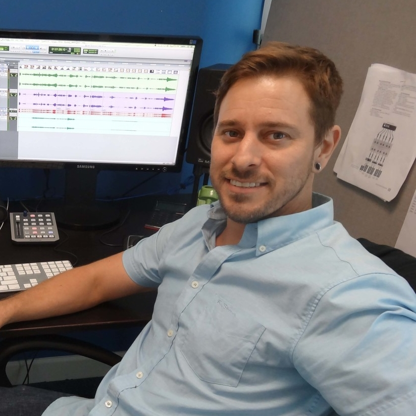 BRAD S.  Production Manager