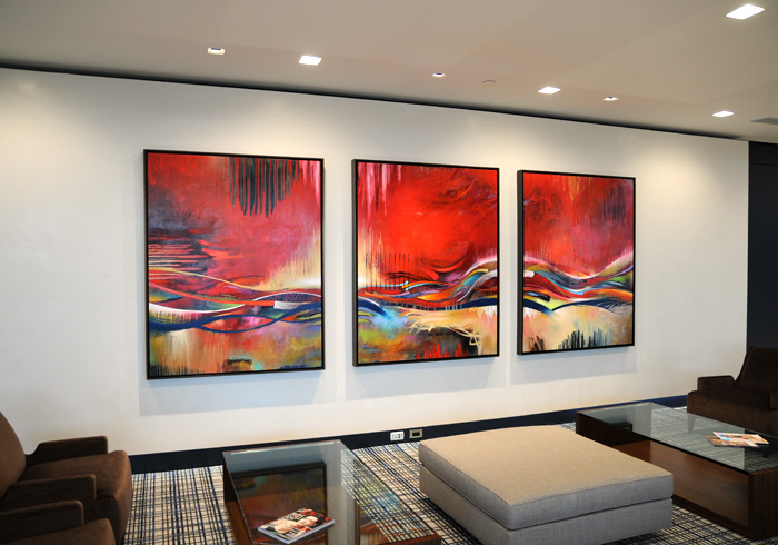 CORPORATE ART Art2D Gallery Contemporary Fine Art