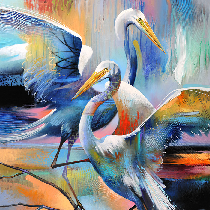 tropical bird art naples fl