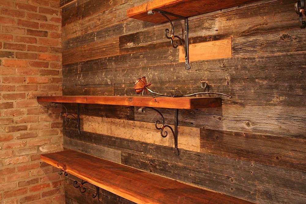 Mur Bois De Grange Installation : pose de c?ramique r?alisation de mosa?que