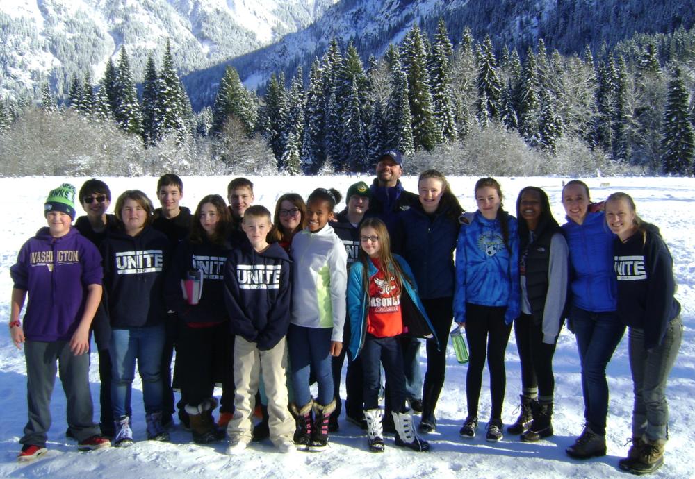 Trinity Youth at UNITE! 2014