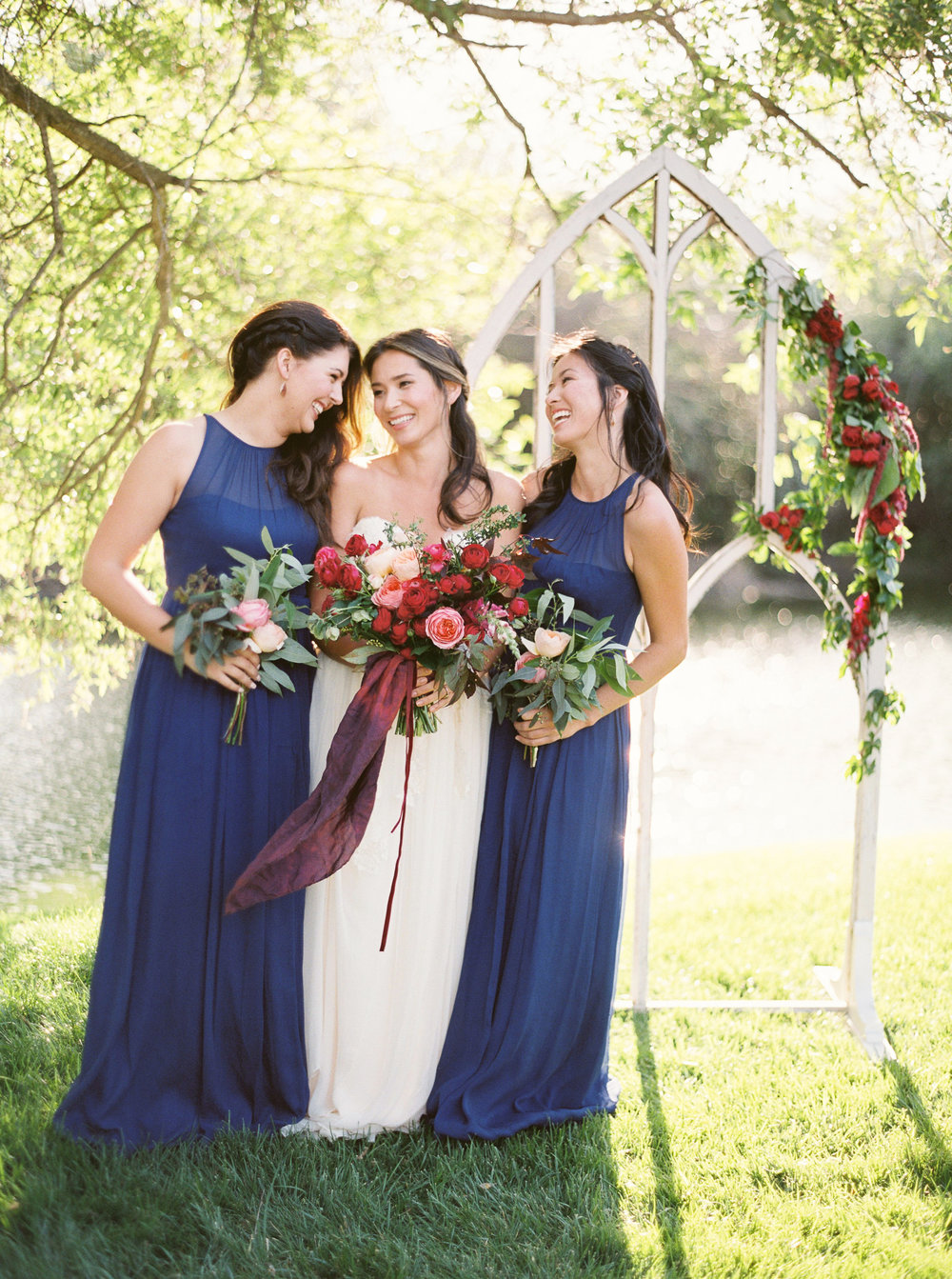 WilderFloralCo_LateSummerHarvest_GreengateRanch_BridesandBridesmaidsBouquets